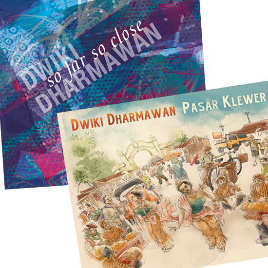 Dwiki Dharmawan - So Far So Close and Pasar Klewer