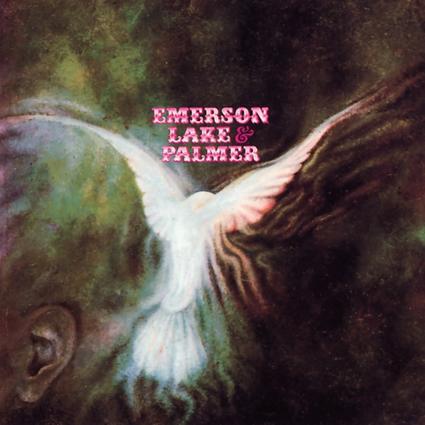 Emerson, Lake & Palmer - Emerson, Lake & Palmer - DVD-A 5.1 surround review - Hi-Res Edition