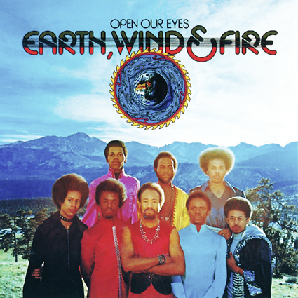 Earth, Wind and Fire - Open Our Eyes