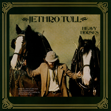 Jethro Tull – Heavy Horses (New Shoes Edition)