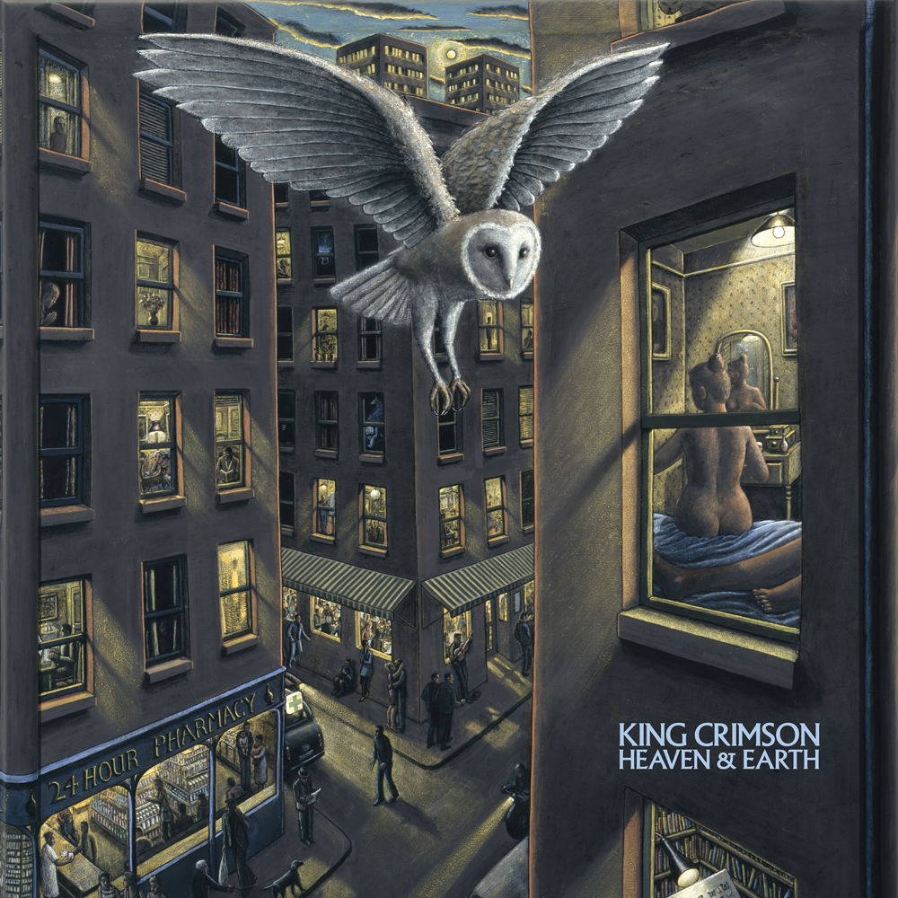 King Crimson - Heavan and Earth Super Deluxe Edition