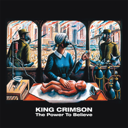 King Crimson - Power to Believe