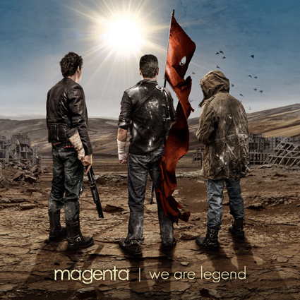 Magenta – We Are Legend