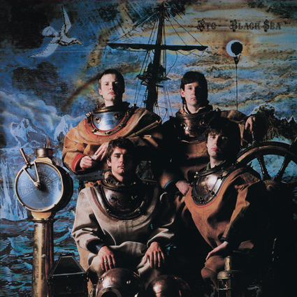 XTC - Black Sea