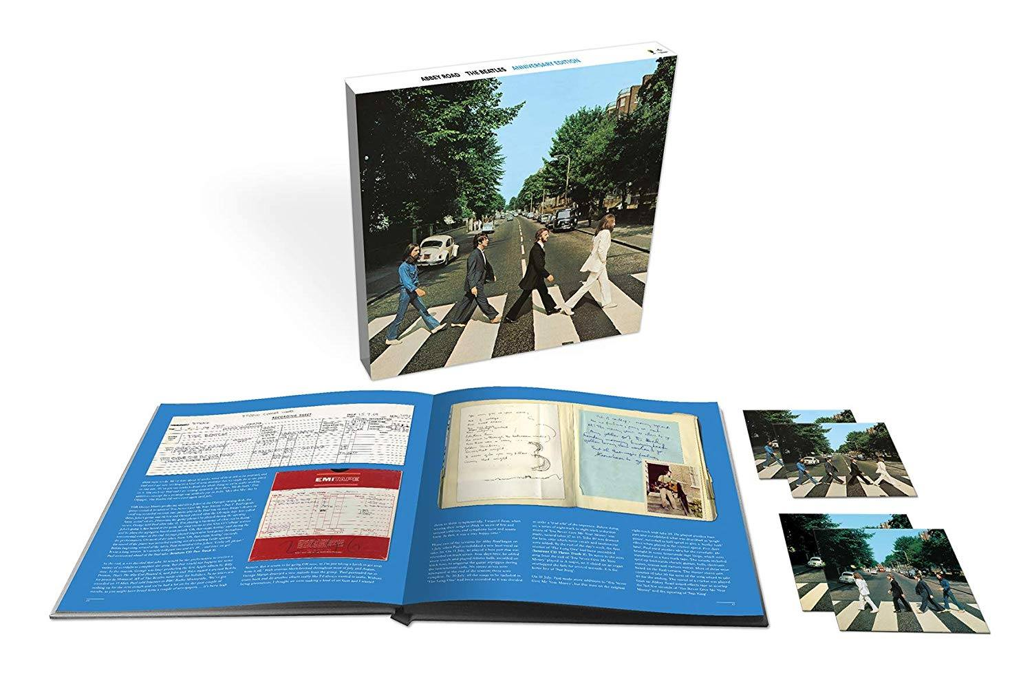 The Beatles - Abbey Road Super Deluxe Box Set