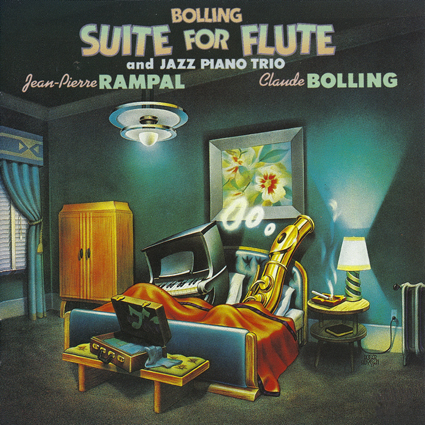 Claude Bolling - Suite for Flute and Jazz Piano