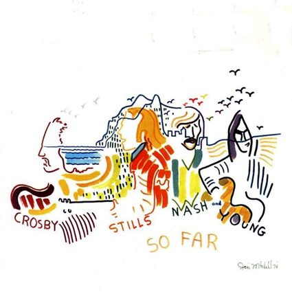 Crosby, Stills, Nash and Young - So Far