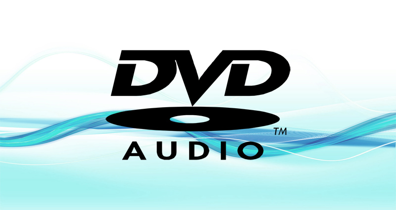 DVD Audio logo