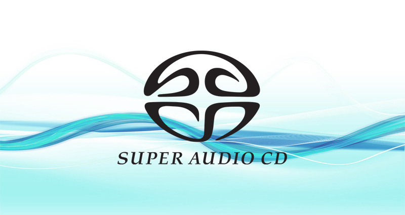 Super Audio Compact Disc logo