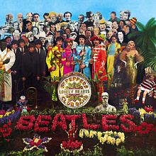 The Beatles - Sgt. Pepper's Loney Hearts Club Band