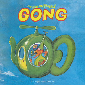 Gong – Love from Planet Gong
