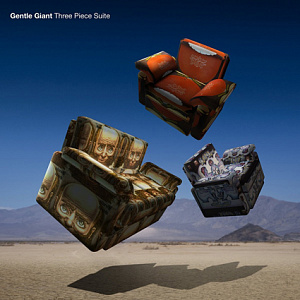 Gentle Giant  - Three Piece Suite