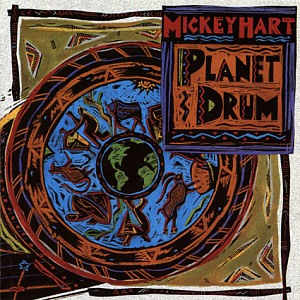 Mickey Hart - Planet Drum