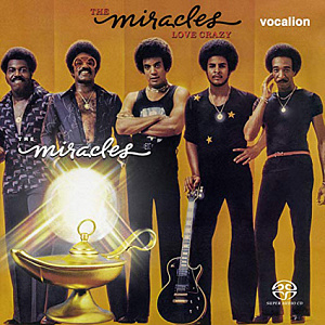 The Miracles - Love Crazy and The Miracles